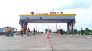 Tarif Tol Batang Semarang