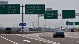 Tarif Tol Surabaya Gempol