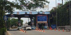 Tarif Tol Dalam Kota Jakarta Cawang - Tj. Priok - Ancol Timur - Pluit