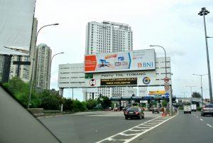 Tarif Tol Dalam Kota Jakarta Cawang - Tomang - Grogol - Pluit