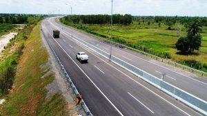 Tarif Tol Kayuagung-Palembang-Betung